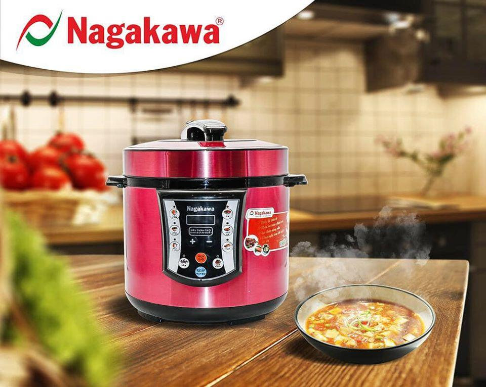 Bảng giá Nồi áp suất Nagakawa NAG0202 Điện máy Pico