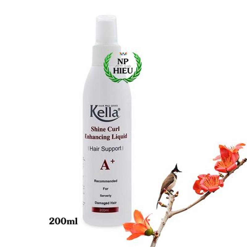 Xịt dưỡng tóc uốn Kella cao cấp