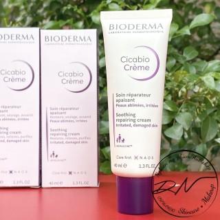 Kem dưỡng phục hồi da Bioderma Cicabio Creme 40ml thumbnail