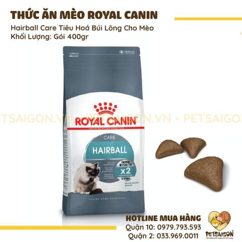 ROYAL CANIN - HAIRBALL CARE TIÊU HOÁ BÚI LÔNG CHO MÈO