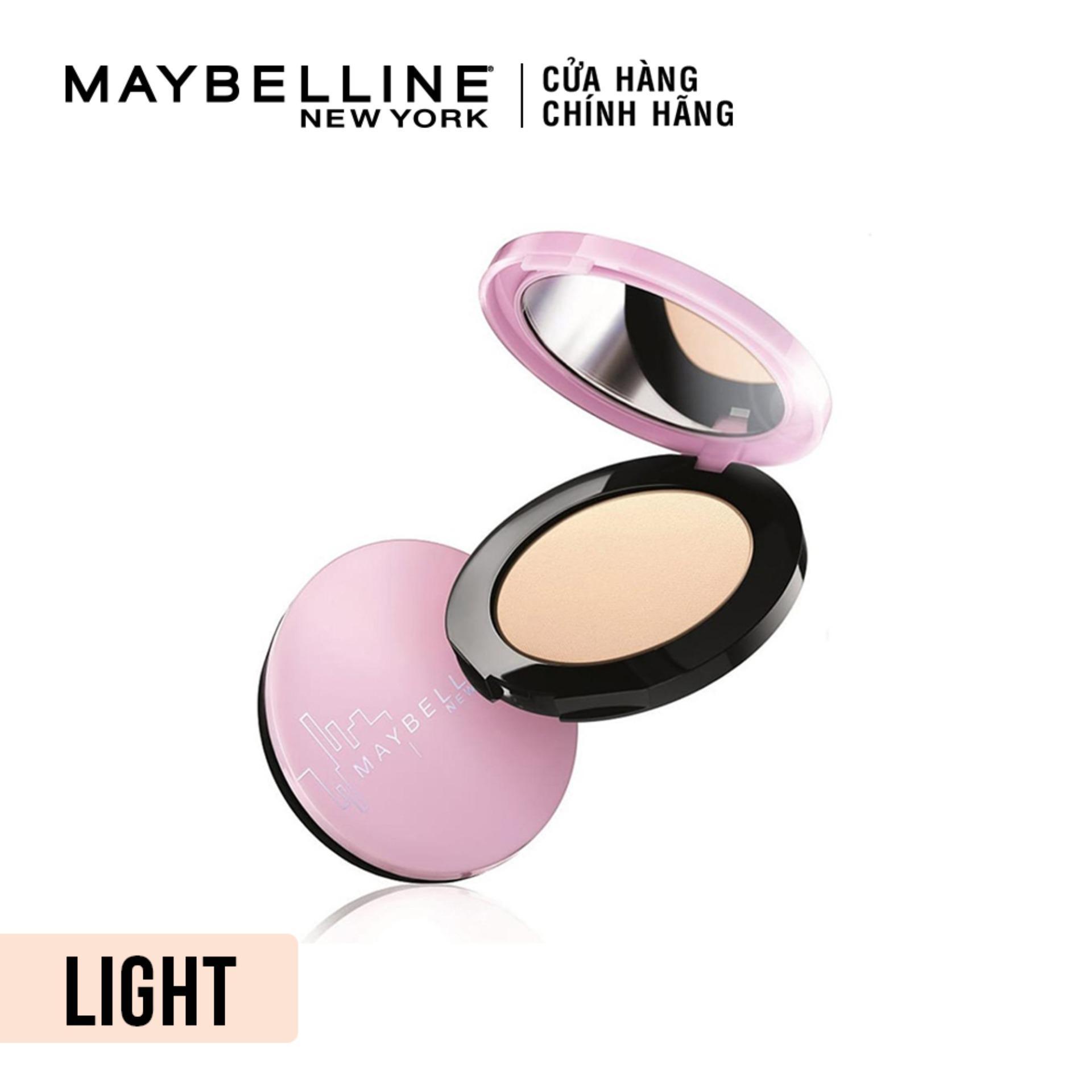 Phấn phủ mịn da chống nhờn Maybelline Clear Smooth All in one powder 9g chính hãng