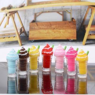 Squishy Slime Mô hình Combo 05 Ly kem ToySquishy thumbnail