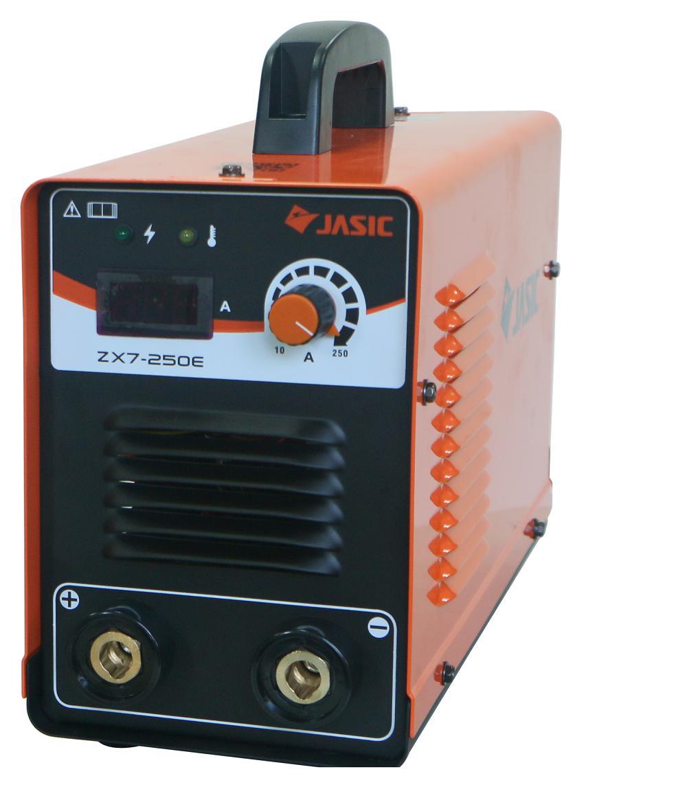 Bán Máy hàn điện tử Jasic ZX7 - 250E.Bảo hành điện tử 18 tháng-Hàn que1,6~5mm