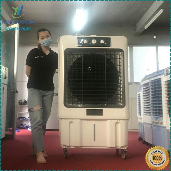 Siêu Quạt điều hòa quạt hơi nước công nghiệp XS 18000 550W Bảo hành 24 Tháng