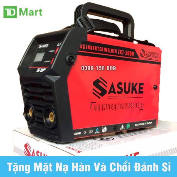 Máy hàn điện tử, máy hàn que mini SASUKE ZX7-200N có đồng hồ hiển thị dòng hàn, máy hàn mini, máy hàn que, may han dien tu, máy hàn tốt, may han mini, máy hàn mini gia đình, máy hàn que mini, máy hàn sasuke