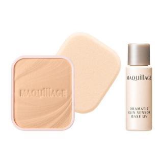 Lo i phâ n trang điê m Shiseido Maquillage SPF25 PA+++ tă ng ke m KM - Nhật bản thumbnail