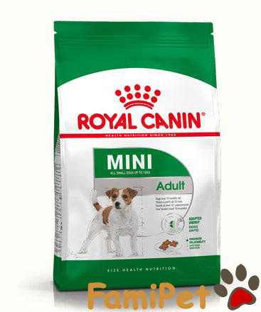 Thức Ăn Khô Cho Chó Trưởng Thành Giống Nhỏ Túi 2kg - Royal Canin Mini Adult Có Giá Tốt