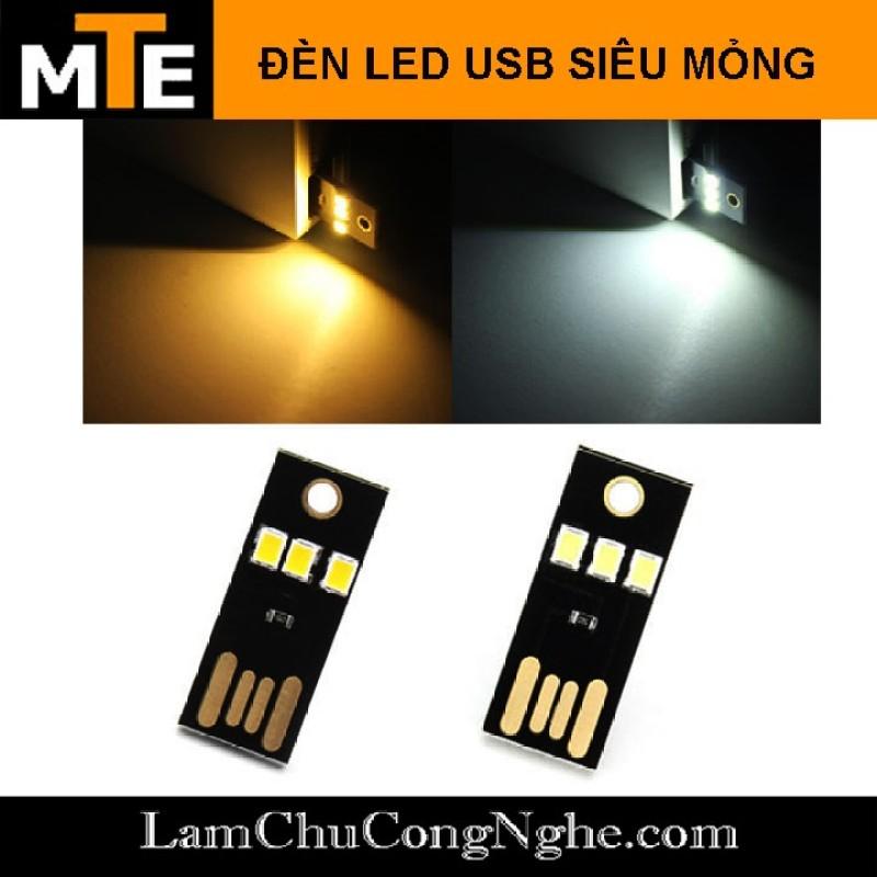 Bảng giá Đèn Led USB Siêu Mỏng   3 LED siêu sáng Phong Vũ