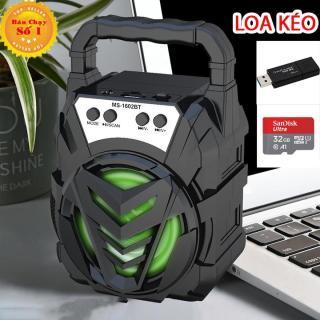 [HÀNG TỐT - GIẢM THÊM 8%] Loa Bluetooth mini Best 1602BT thumbnail