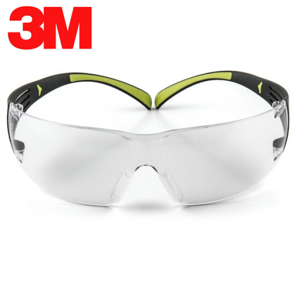 Giá bán Kính bảo hộ mắt chống bụi và chống tia UV 3M SF401AF