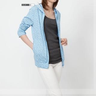 Áo chống nắng cotton hoa văn, cam kết sản phẩm đúng mô tả, chất lượng đảm bảo, đa dạng màu sắc, kích cỡ thumbnail