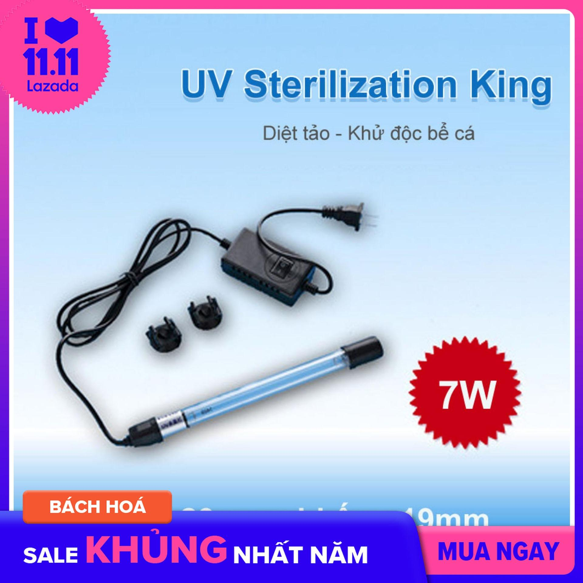 Bóng đèn Sterilization King hồ cá 7w