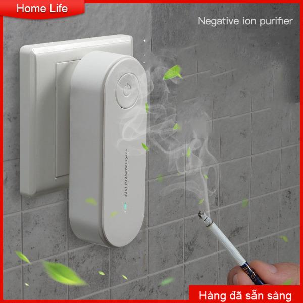 Air Purifier Máy Lọc Không Khí đa Chức Năng Ion âm Máy Lọc Không Khí ổ Cắm Ion âm Nhà Vệ Sinh Rửa Tay Máy Khử Mùi Hôi Nhà Vệ Sinh Air purifier purifies polluted air and germs