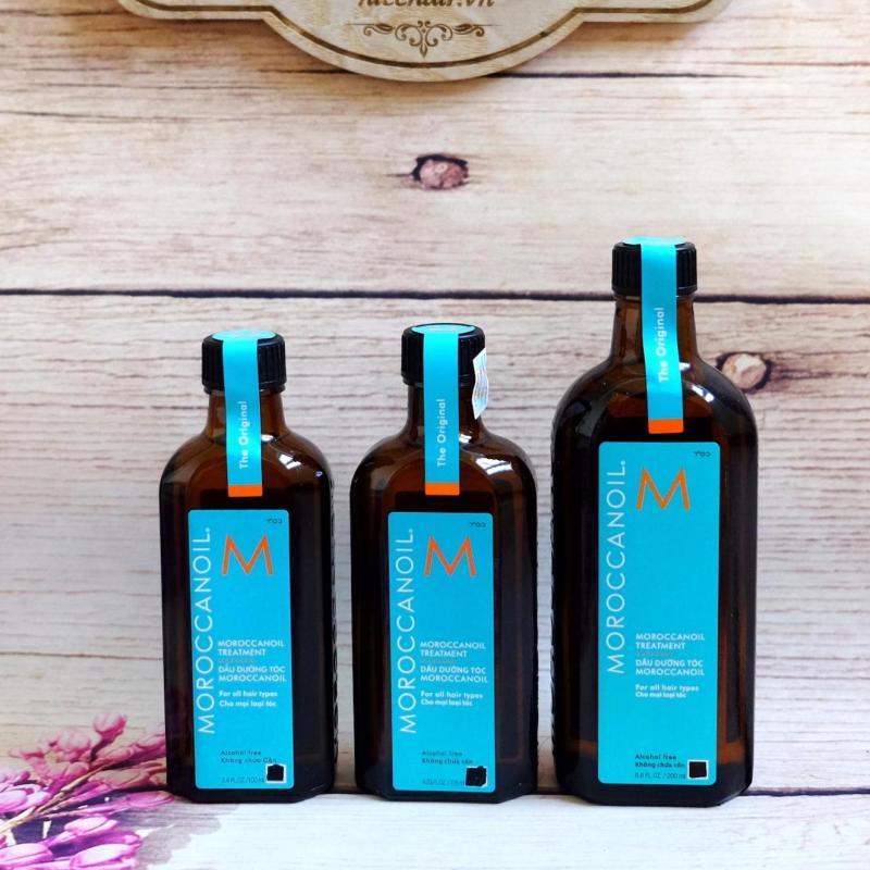 Tinh dầu dưỡng tóc Moroccanoil Treatment Original 125ML nhập khẩu