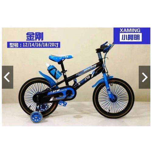 Mua Xe đạp thể thao bánh 18inch cho bé 6-9tuổi, 7-11 tuổi-XA MIN NAM