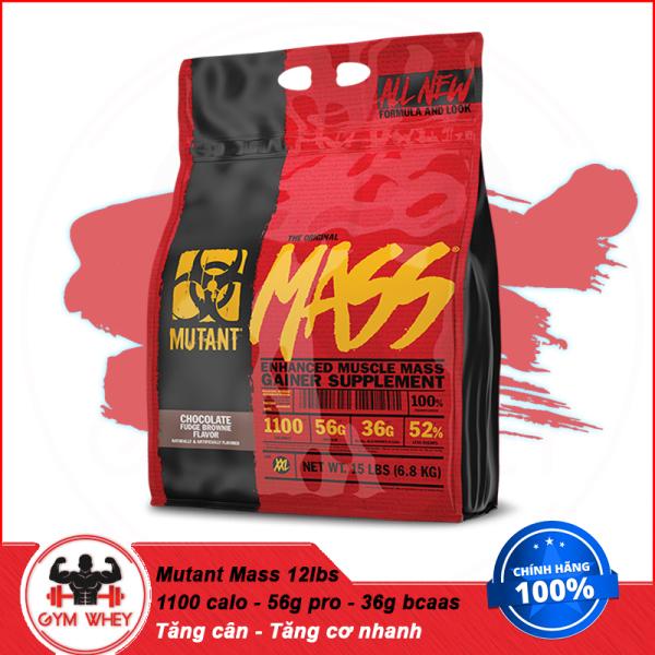 Sữa Tăng Cân Nhanh MUTANT MASS 15 LBS (6.8 kg)