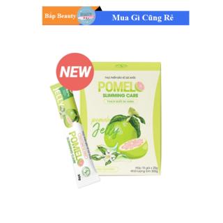 Thạch bưởi da xanh giảm cân Pomel Slimming Care (Hộp 15 gói) thumbnail