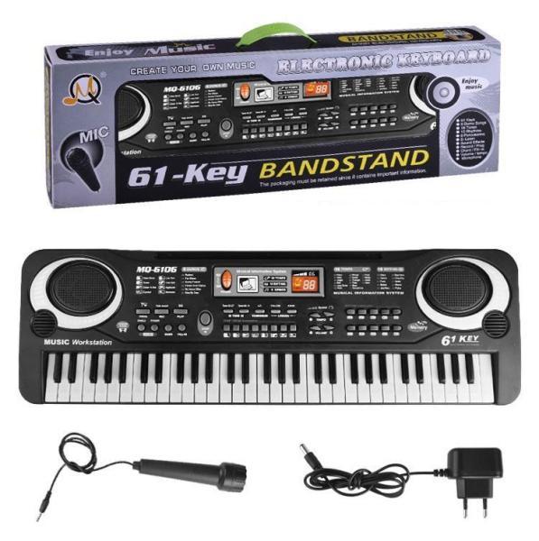 Đàn piano điện tử 61 phím cho bé