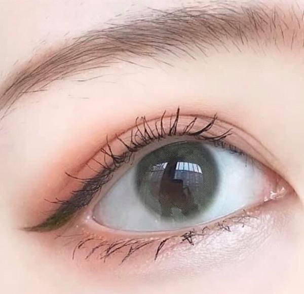 Giá bán lens xanh lá - sử dụng 1 năm tặng kèm khây đựng