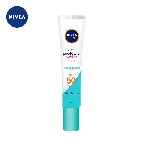 Tinh chất chống nắng NIVEA dưỡng trắng & kiểm soát dầu 15ml nhập khẩu