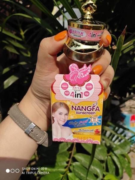 KEM NANG FA CHỐNG NẮNG THÁI LAN - nangfa BH 1 đôiỉ 1 bởi Thanh Thảo Beauty Store nhập khẩu