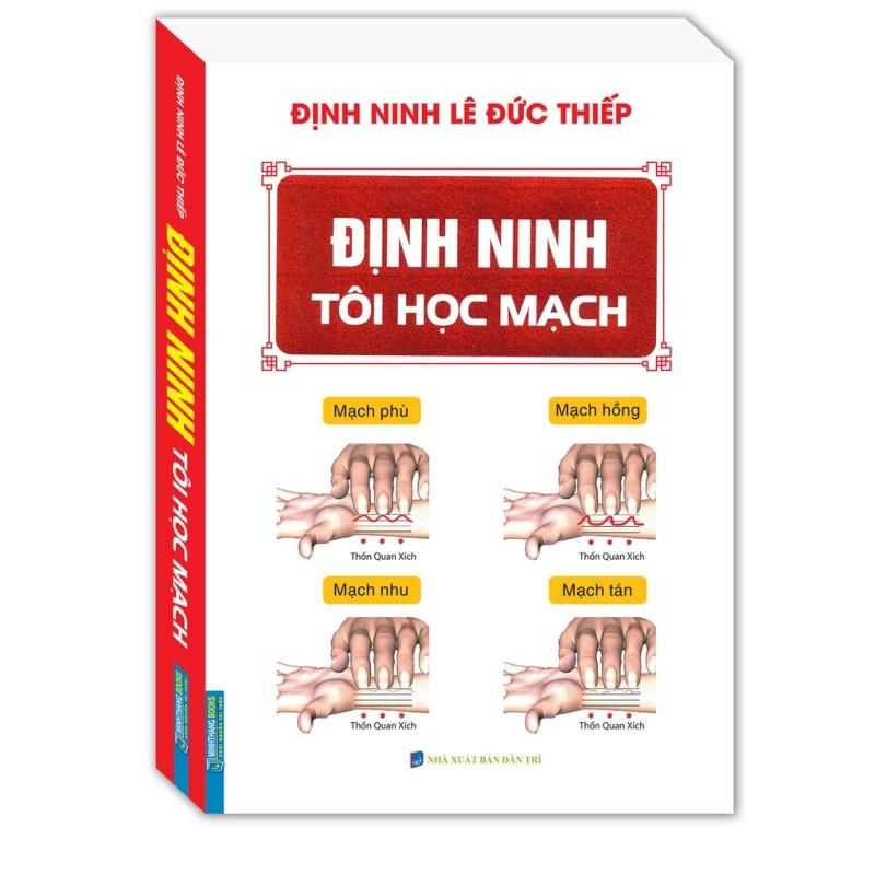 Sách - Định Ninh Tôi Học Mạch (bìa mềm) - Mhbooks tặng bookmark