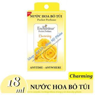 Enchanteur - Nước hoa bỏ túi Charming 18 ml ( Chai nhựa - 250 lần xịt ) thumbnail