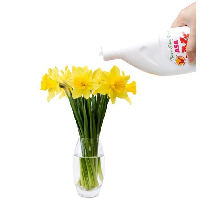 Nước cắm hoa ASA tươi lâu 400ml
