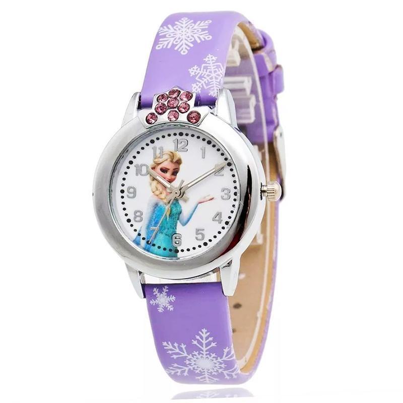 Đồng hồ Elsa & Anna cho bé gái – DH002 bán chạy