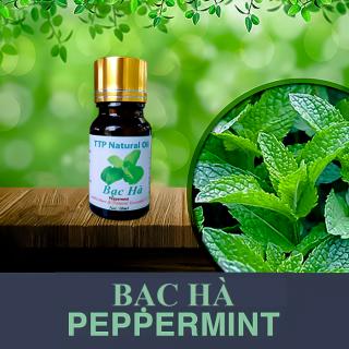 Tinh dầu bạc hà Peppermint-10ml thumbnail