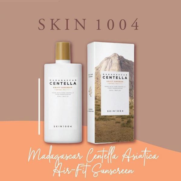 Kem Chống Nắng Skin1004 Madagascar Centella Air-Fit SunCream