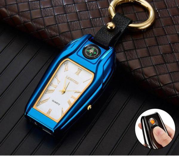 Nơi bán Đồng hồ siêu đa năng tích hợp nhiều chức năng - Bật lửa - La bàn - Móc khóa - MK đồng hồ