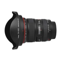 Mua Ống Kinh Canon Ef 17 40Mm F4 L Usm Đen Canon