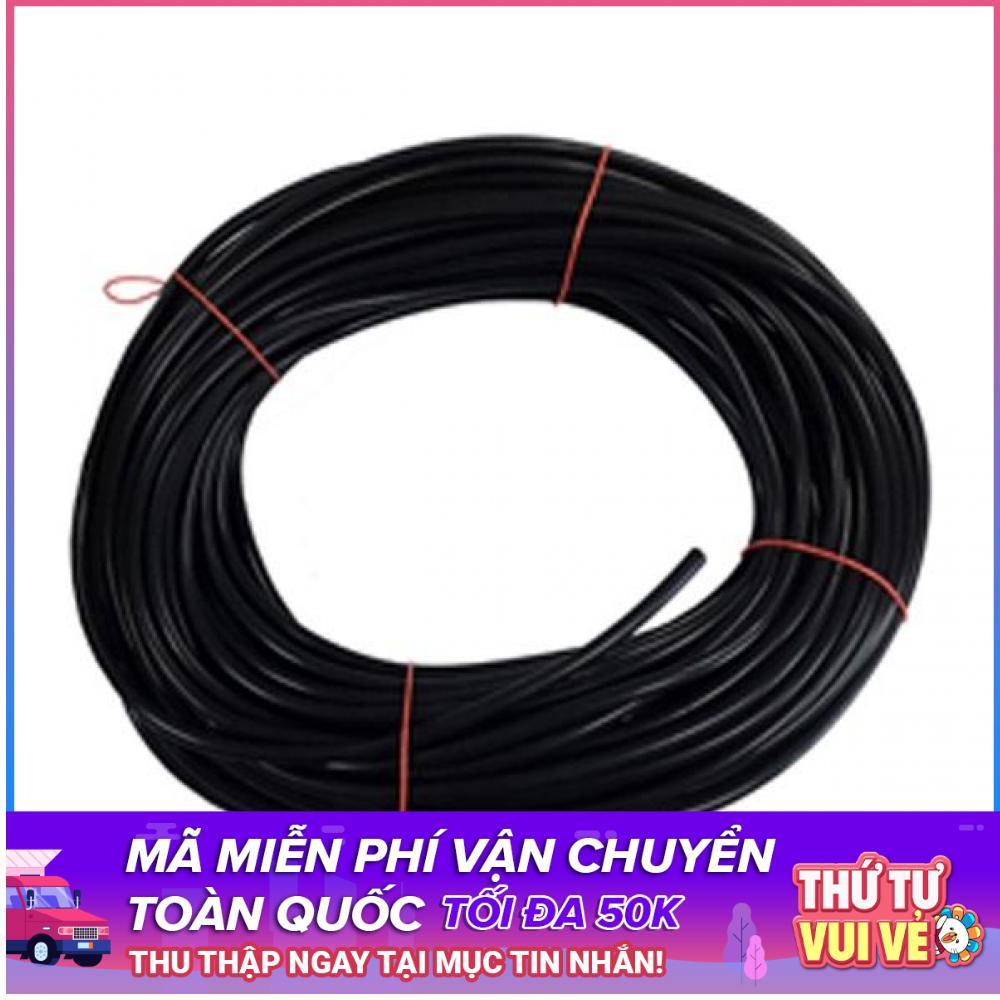 1 cuộn ống tưới cây nhỏ giọt 4ly sử dụng cho hệ thống tưới nhỏ giọt dài 40m.