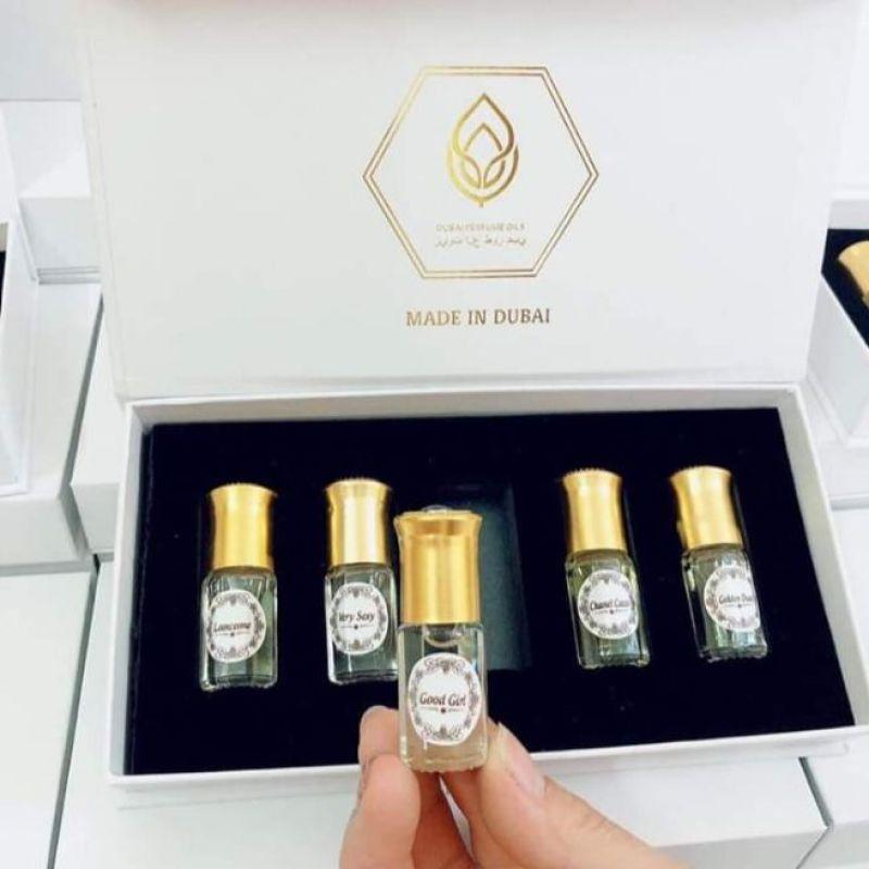 Tihh dầu nuoc hoa Dubai