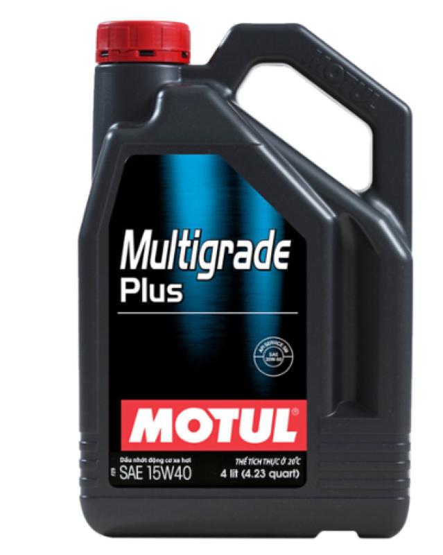 Nhớt Ô Tô Motul Multigrade 15w40 4l