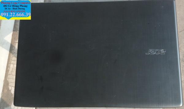 Bảng giá Laptop Acer Aspire E5 575. i5 7200U, RAM 4GB, HDD 500G, NVIDIA 940MX, MH 15.6Full HD Phong Vũ