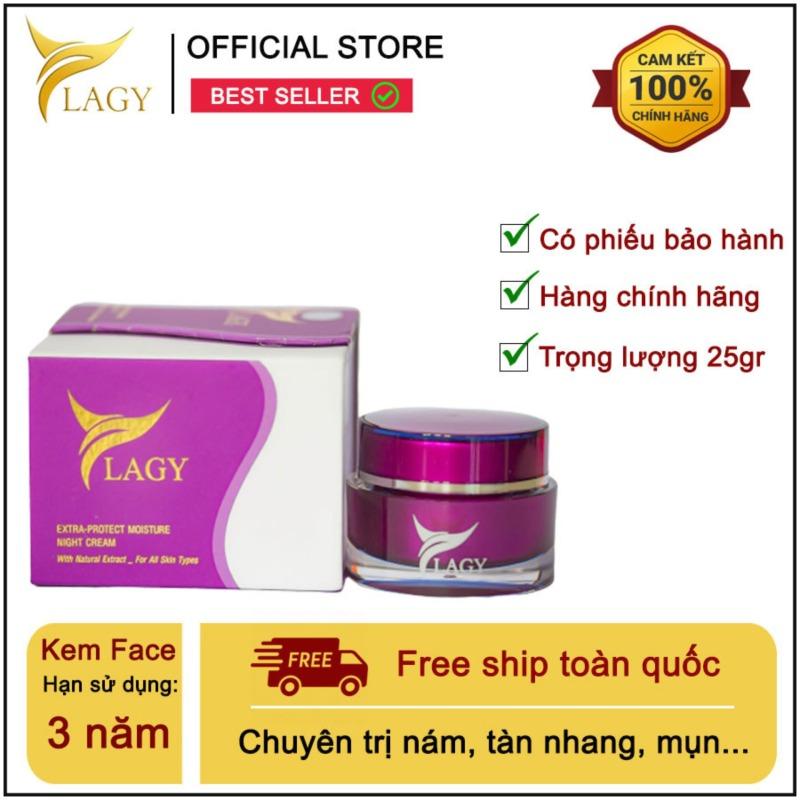 [ Miễn phí vận chuyển ] Kem face Collagen và Sữa non YLAGY dưỡng da, chống lão hóa,  loại bỏ mụn, nám tàn nhang giá rẻ