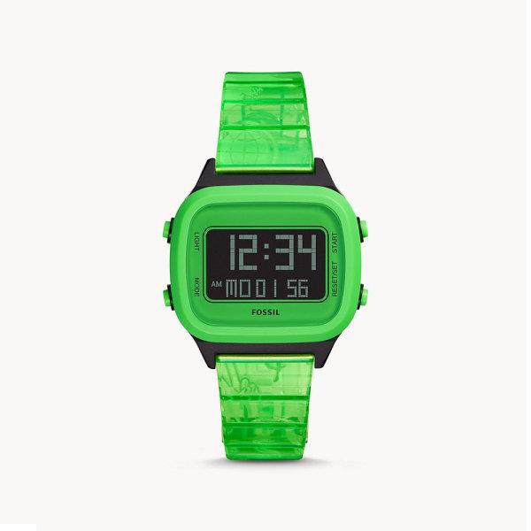 Đồng Hồ Nữ Fossil Retro Plastic Green FS5677 bán chạy