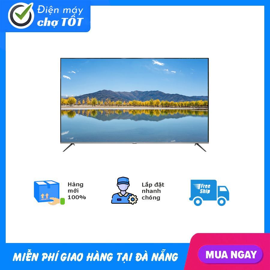 Bảng giá Smart tivi TCL 4K 55 inch L55P8 (2019)