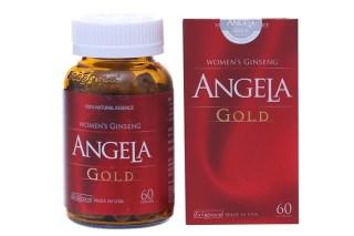 SÂM ANGELA GOLD LỌ 60v CÂN BẰNG NỘI TIẾT TỐ NỮ GÌN GIỮ NÉT XUÂN-Mua 2 lọ tặng 1 lọ 15v thumbnail