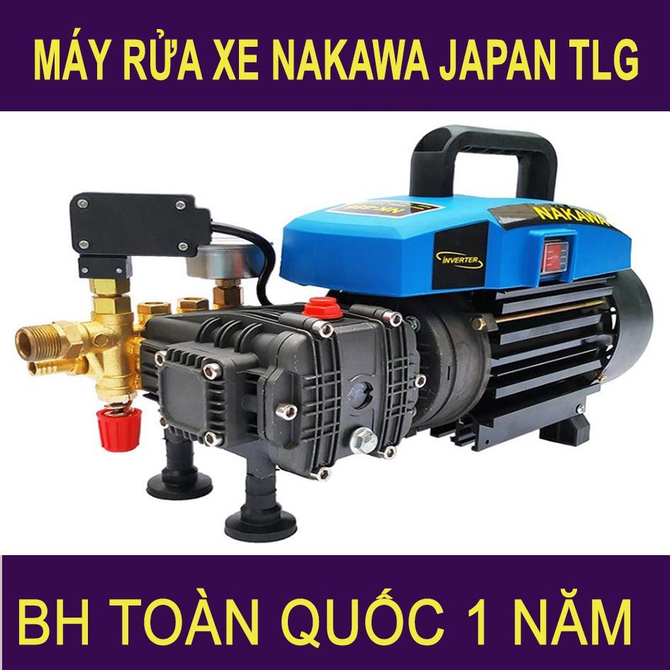 Máy Rửa Xe cao cấp 2100W Nakawa NK-686 - Máy rửa xe gia đình - Máy rửa xe mini - Máy rửa xe Cao áp - NK686 - NK 686
