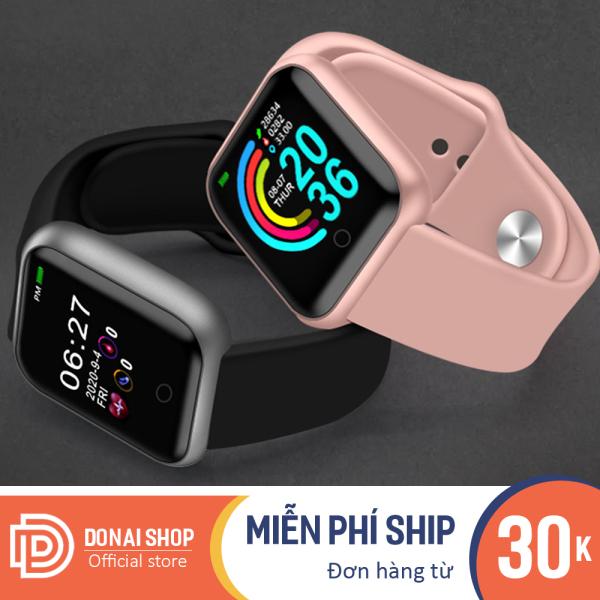 Nơi bán Đồng hồ thông minh Smart Watch cực hot, mặt đồng hồ cảm ứng, hiển thị đa chức năng, dây chất liệu TPU cực bền DONAI.Y86