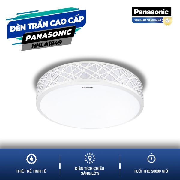 Đèn Trần LED PANASONIC 21W Đổi Màu Ánh Sáng HHLA1849