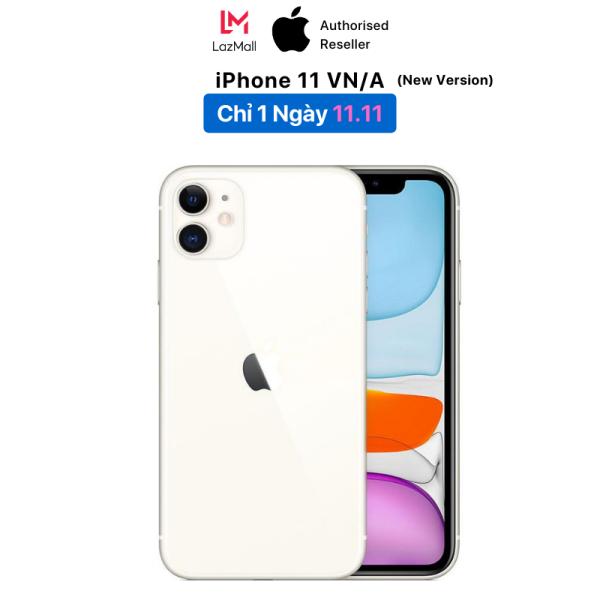 iPhone 11 - Chính Hãng VN/A - New Version - Không có củ sạc & tai nghe