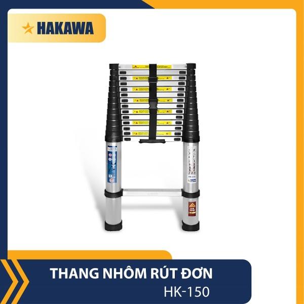 THANG NHOM RUT DON XEP GON HAKAWA HK-150 (5M) - PHÂN PHỐI CHÍNH HÃNG - BẢO HÀNH 2 NĂM