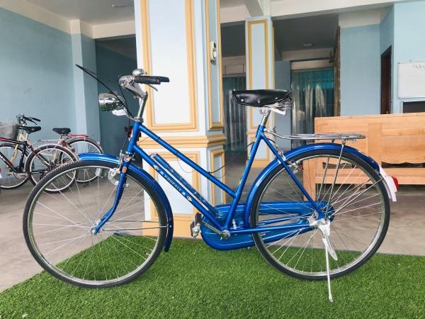 Mua xe đạp thời trang