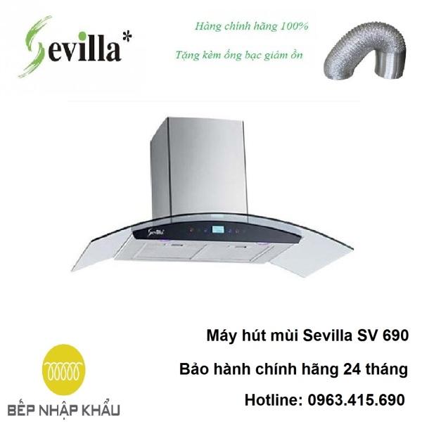 Bảng giá Máy hút mùi Sevilla SV 690 Điện máy Pico