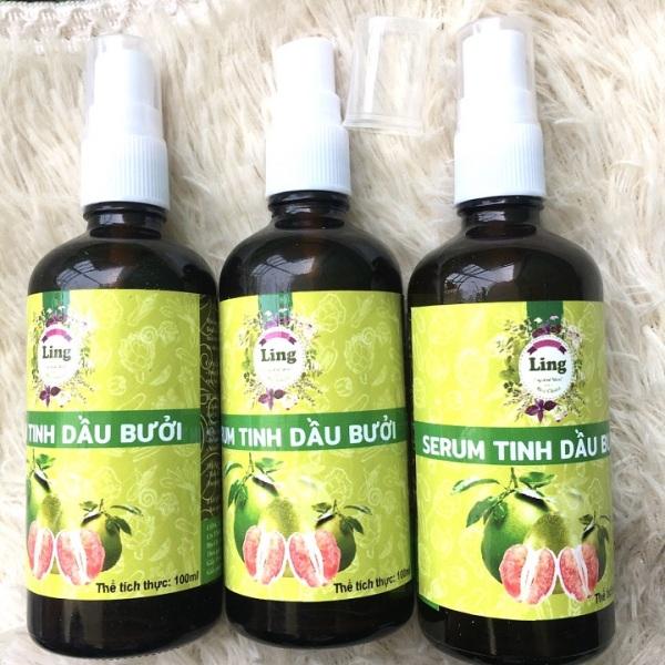 Tinh dầu bưởi ngăn rụng tóc và kích thích mọc tóc Ling 100ml