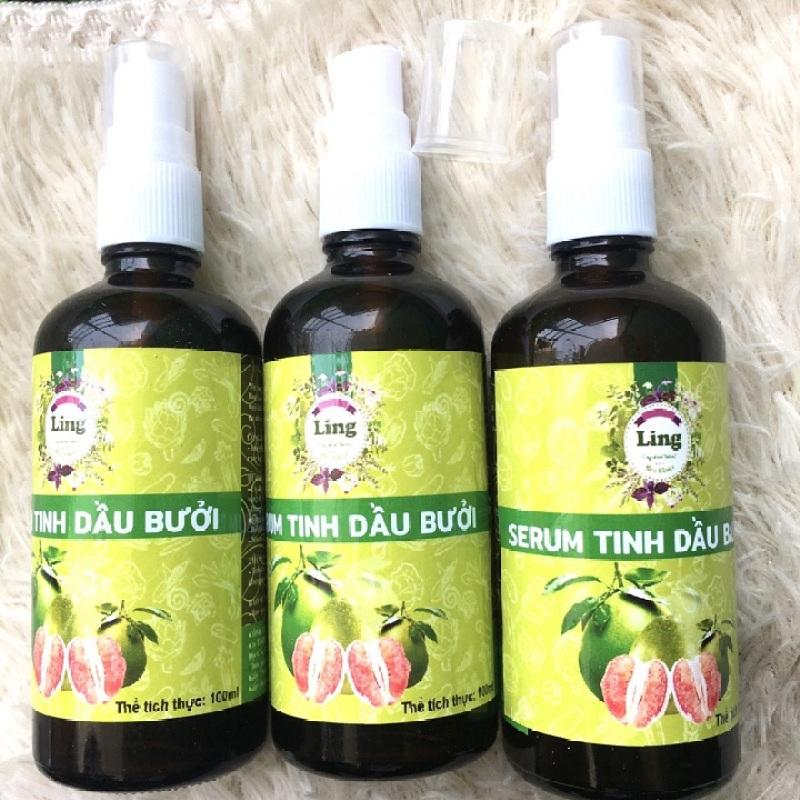 Tinh dầu bưởi ngăn rụng tóc và kích thích mọc tóc Ling 100ml nhập khẩu